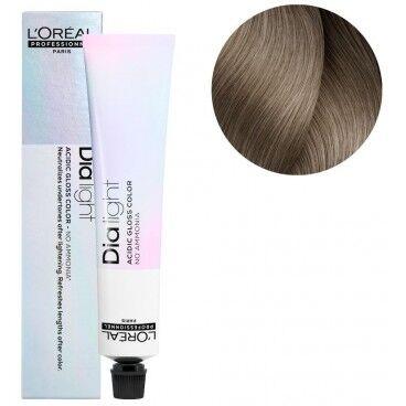 L'Oréal Professionnel Coloration Dia Light n°8.11 blond clair anthracite L'Oréal Professionnel 50ML