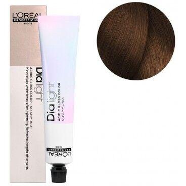 L'Oréal Professionnel Coloration Dia Light n°6.34 blond foncé doré cuivré L'Oréal Professionnel 50ML