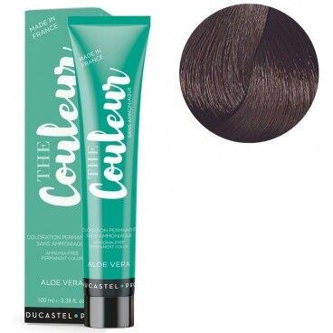Ducastel Pro Coloration The Couleur 0% ammoniaque 5.5 châtain clair acajou Duxelle 100ML
