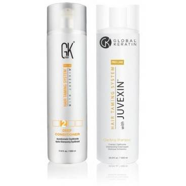 Global Keratin Pack Masque Hydratant Deep Conditionner 945 ML