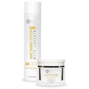 Global Keratin Pack Masque hydratant deep conditionner Gkhair