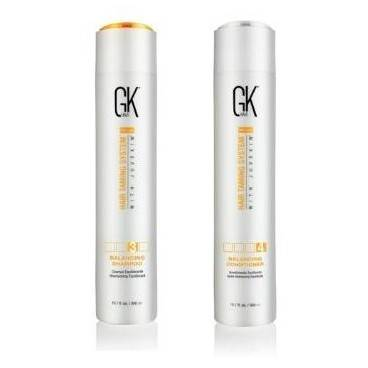 Global Keratin GKHair Pack Shampoing et Conditioner Balancing 300 ml