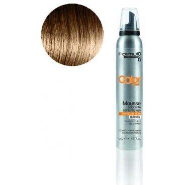 ShopHair Mousse colorante Formul Pro Blond Clair Doré 200 ML