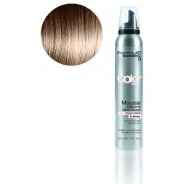 ShopHair Mousse colorante Formul Pro Beige Nacré 200 ML