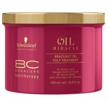 Schwarzkopf Masque Brazilnut Oil - Tous types de cheveux Schwarzkopf 500ml