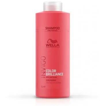 Wella Shampooing cheveux fins/normaux Invigo Color Brilliance Wella 1L