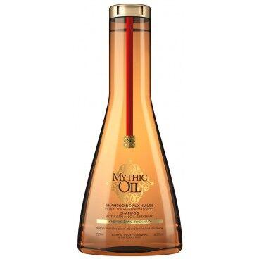 L'Oréal Professionnel Shampooing cheveux épais Mythic Oil 250ML