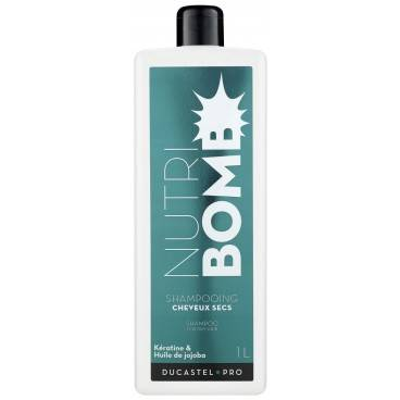 Ducastel Pro Shampooing Nutri Bomb cheveux secs 1L - Ducastel