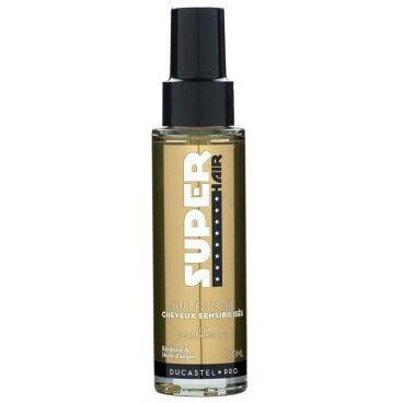 Ducastel Pro Huile sèche Super Hair cheveux sensibilisés 50 ML - Ducastel