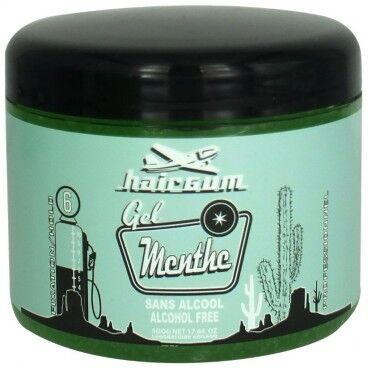 Hairgum Gel Coiffant Menthe Sans Alcool Hairgum 500g