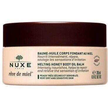 Nuxe Baume-huile corps fondant au miel Rêve de Miel® Nuxe 200ML