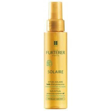 René Furterer Huile protectrice cheveux Solaire René Furterer 100ML