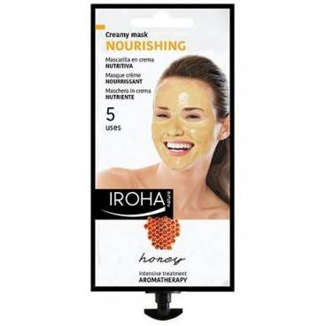 Iroha Masque visage peel-off nourrissant IROHA