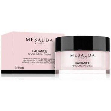 Mesauda Milano Crème de jour anti-âge à l'acide hyaluronique RADIANCE Revealing Day Cream 50ml
