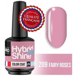 Mollon Pro Mini Vernis Semi-Permanent Hybrid Shine Fairy Roses 2/209 - Publicité
