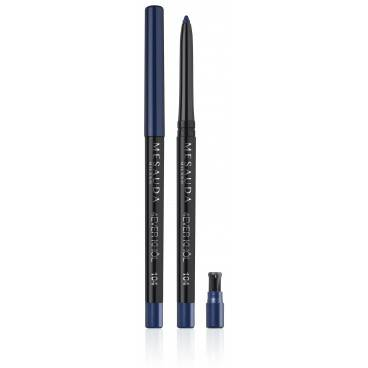 Mesauda Milano Crayon yeux waterproof automatique Bleu 4EVER KHOL 104 0,35gr