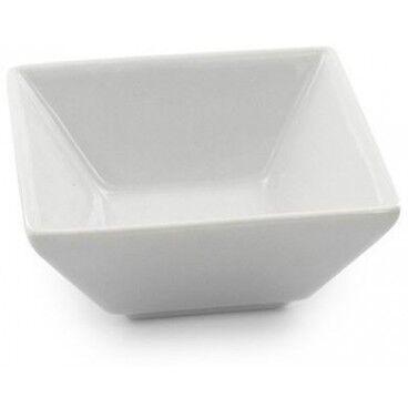PBI Coupelle Japonaise Porcelaine Blanche 7*7cm - PBI
