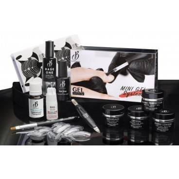 Beauty Nails Kit mini Gel system Beauty Nails KITGEL-28