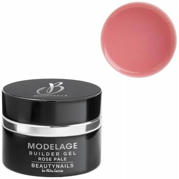 Beauty Nails Gel 5g modelage builder rose pale Beauty Nails GPM5-28