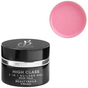 Beauty Nails Gel high class 3en1 rose pale 5g Beauty Nails GHCR05-28