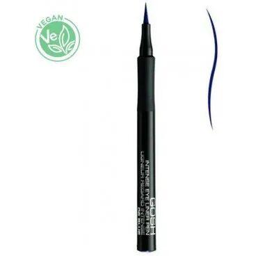 Gosh Copenhagen Eyeliner semi-permanent n°06 Bleu - Intense Eye Liner Pen GOSH