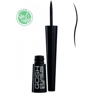 Gosh Copenhagen Crayon Eyeliner liquide noir GOSH 2.5ML