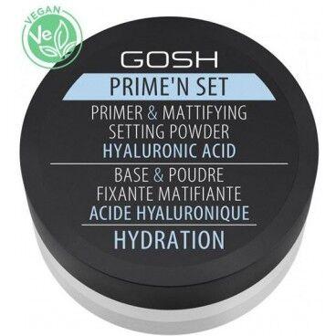 Gosh Copenhagen Poudre matifiante 03 - Prime'n Set GOSH