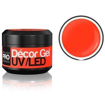 Mollon Pro Gel de Décoration Mollon Pro Orange Juice - 05