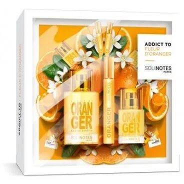 Solinotes Coffret Addict Fleur d'oranger Solinotes