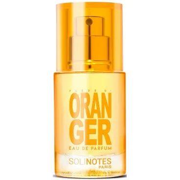Solinotes Eau de Parfum Fleur d'Oranger Solinotes 15ML