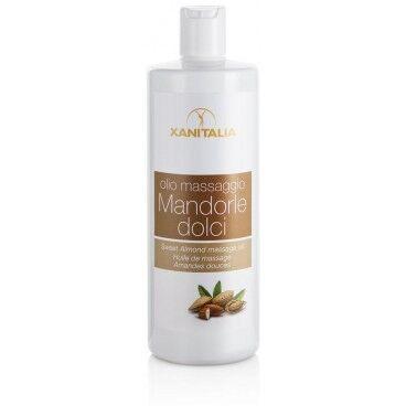 Xanitalia Huile massage Xanitalia amandes douces 500 ML