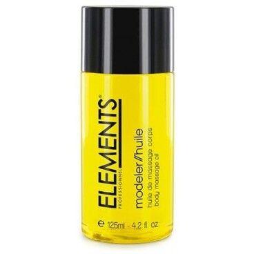 ELEMENTS Huile de massage visage et corps Elements - 125 ML