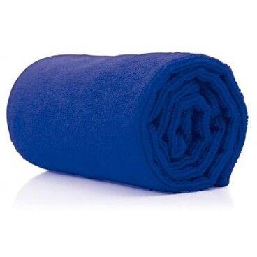 Perfect Beauty 10 serviettes microfibres bleues 73x40cm