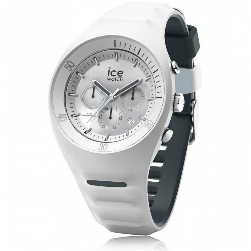 Ice Watch Montre Homme Ice Watch P.Leclerc Chrono White Large 014943