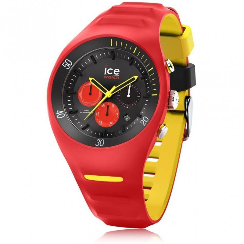 Ice Watch Montre Homme Ice Watch P.Leclerc Chrono Red Large 014950