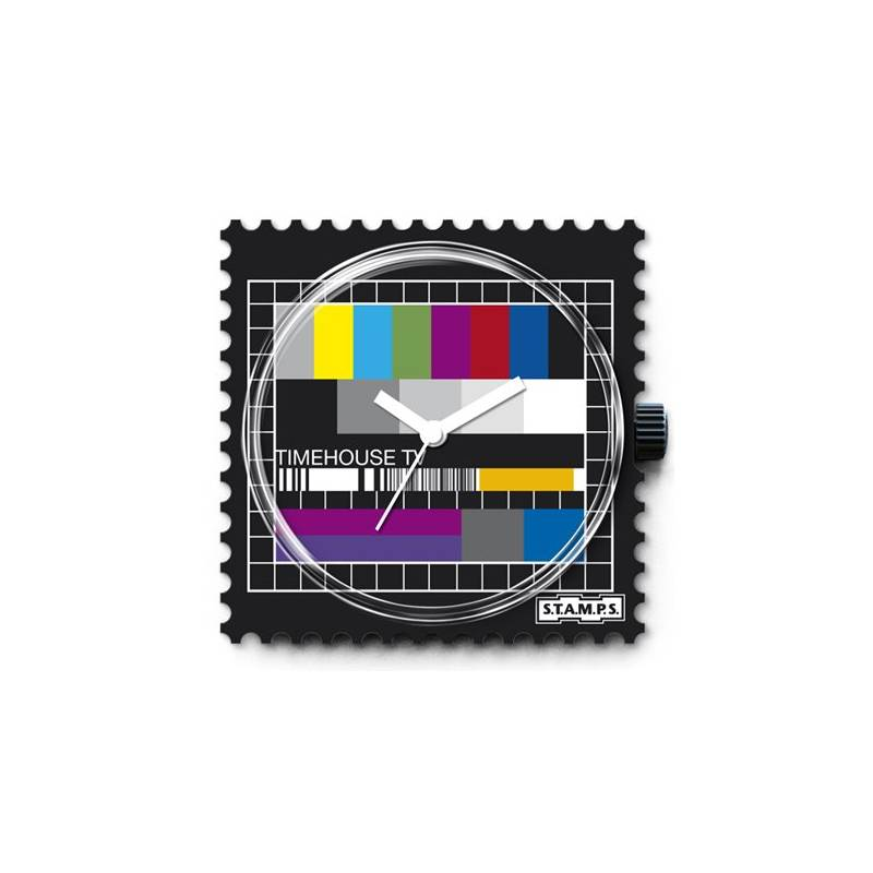 STAMPS Boitier Montre STAMPS Test Pattern 100130