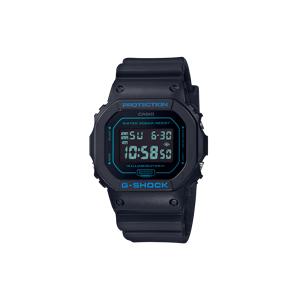 Casio G-Shock Montre Homme Résine Noir DW5600BBM-1ER - Publicité