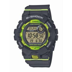 Casio G-Shock G-Squad Montre Homme Bluetooth Résine Grise GBD-800-8ER - Publicité