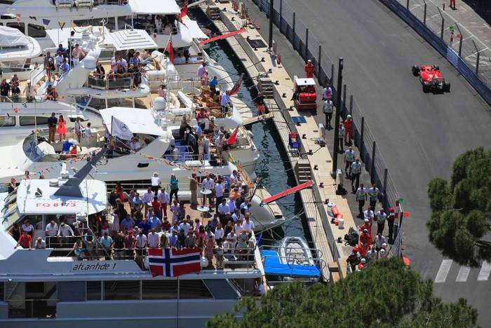 ideesport.fr Grand Prix de Formule 1 de Monaco - Yacht