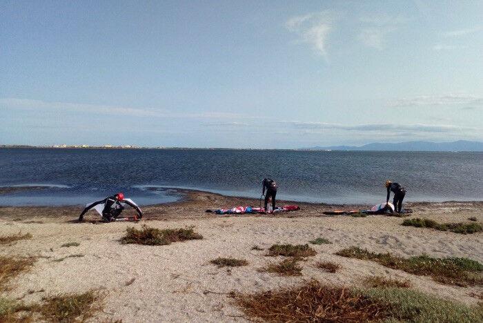ideesport.fr Cours d'initiation au Kite Surf près de Narbonne