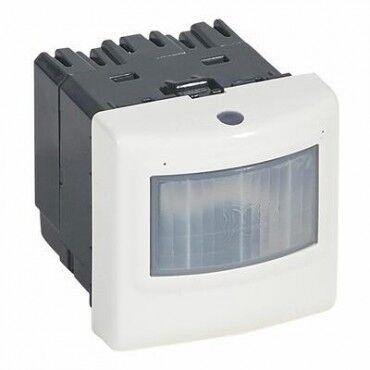 Legrand Détecteur de mouvements toutes lampes 2 fils mosaic 2 modules - blanc legrand 078458