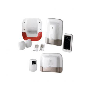 DELTA DORE Pack alarme radio tyxal+ sans fil avec vidéo delta dore 6410178