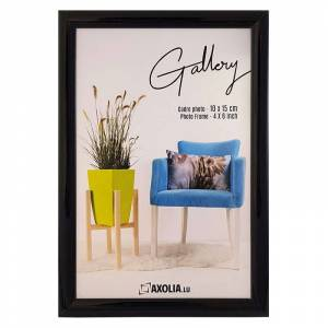 Axolia Cadre 10x15 Noir Gallery - Publicité