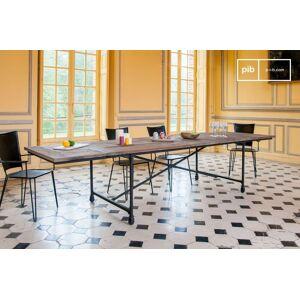 Chehoma Grande table de Tapissier extensible - Publicité