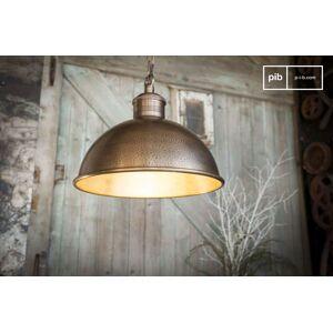 PIB Lampe suspendue en métal ciselé Orient Express - Publicité