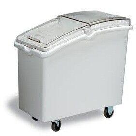 Rolléco Bac stockage alimentaire roulant Avec roues