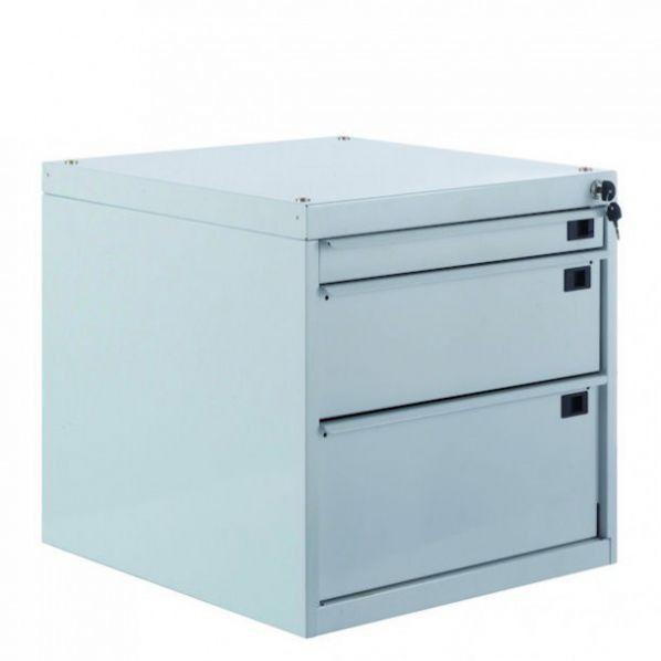 Rolléco Caisson 3 tiroirs pour plan de travail Hauteur tiroirs : 50/150/200