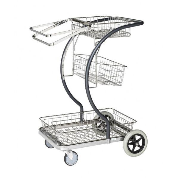 Rolléco Chariot de ménage C-line - Kongamek Sans frein