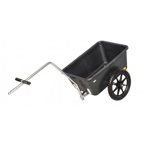 Rolléco Remorque légère d'attelage pour vélo Charge max : 95 kg