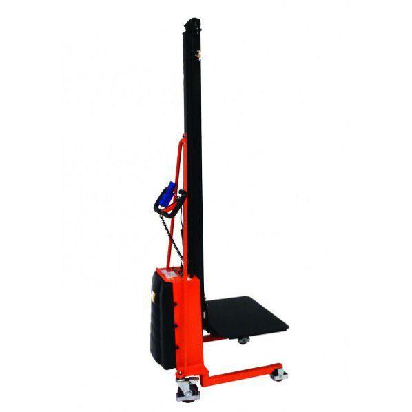 Rolléco Gerbeur semi-électrique préparation de commande Charge maximale : 250 kg